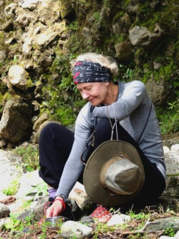 Ruth in Nepal